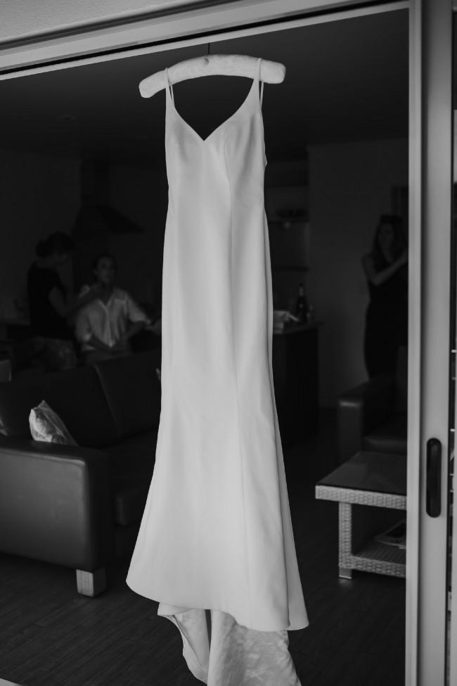 Robert Bullock Grace Dress - Used Wedding Dresses - Stillwhite
