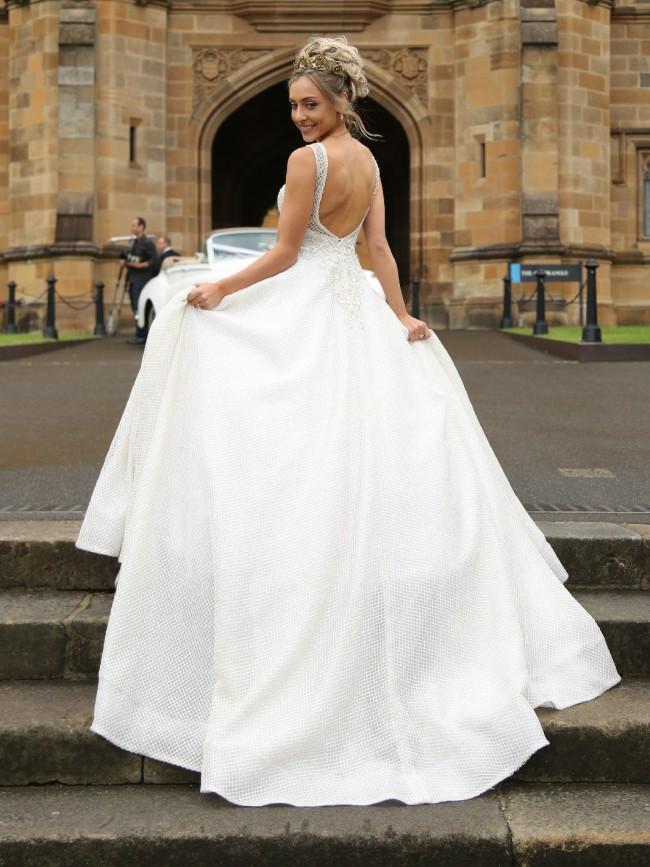 Berta 17-111 Berta Bridal Wedding Gown - Used Wedding Dresses ...