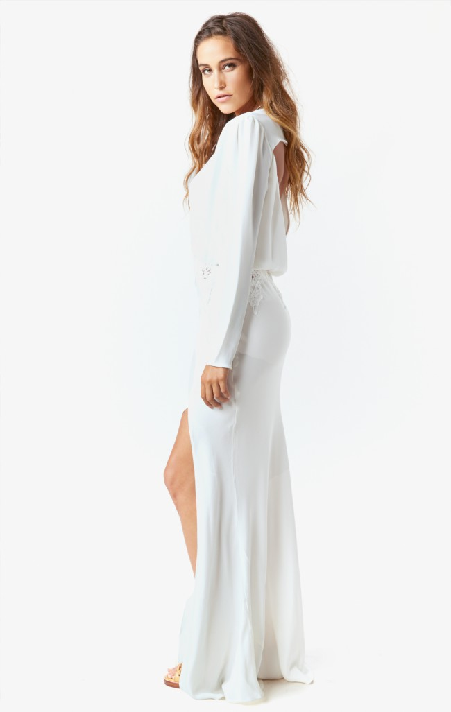 Stone Cold Fox Wedding Dress on Sale 42% Off