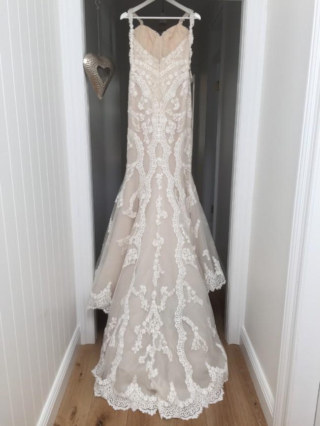 Fara sposa farrah 5608 new wedding dress on sale 35 off for Off the rack wedding dresses melbourne