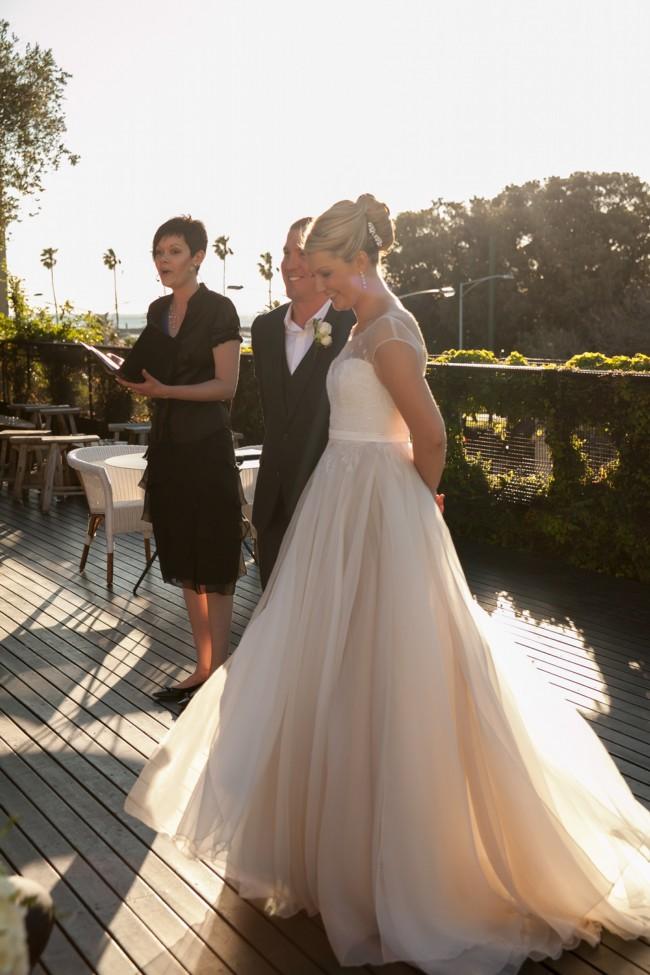 Paolo Sebastian Swan Lake Wedding Dress Pre-Owned Wedding ...