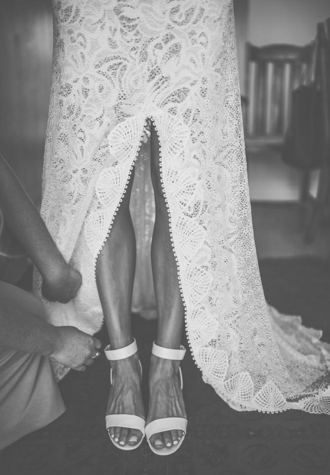 Grace Loves Lace, MAI Gown