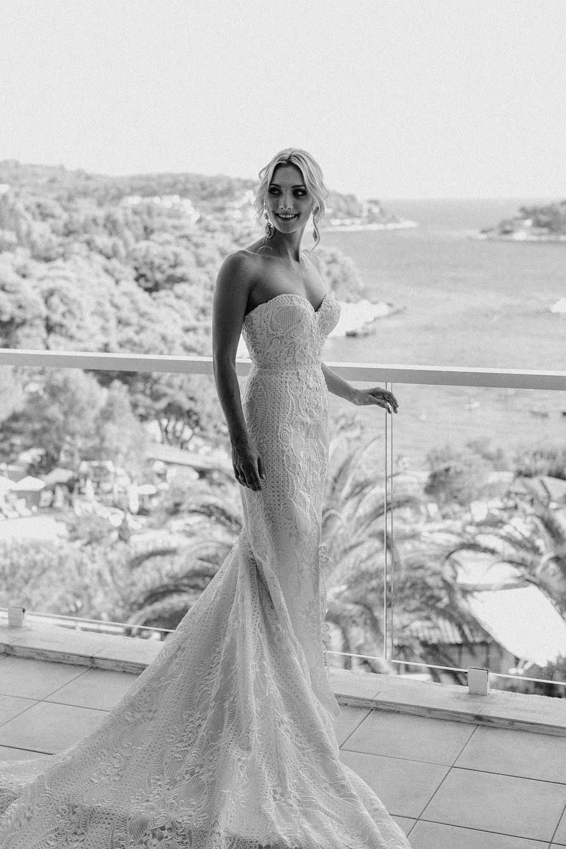 Suzanna blazevic custom made wedding dress on sale 57 off for Suzanna blazevic wedding dresses