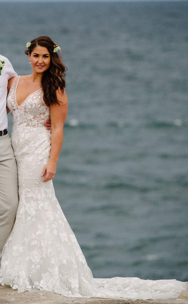 Made with love stevie ivory used wedding dresses for Made with love wedding dresses