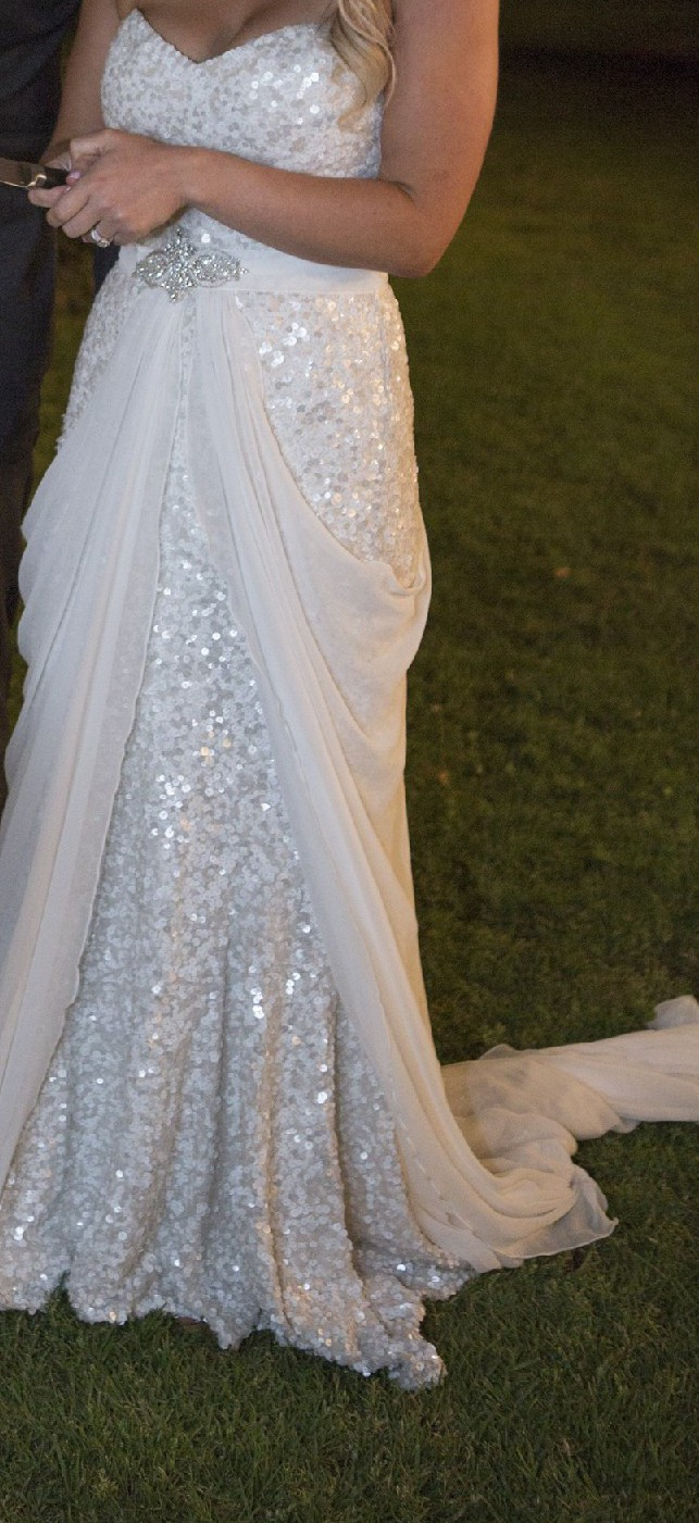 Karen Willis Holmes, Maria Dress (Silk Overlay NOT INCLUDED)