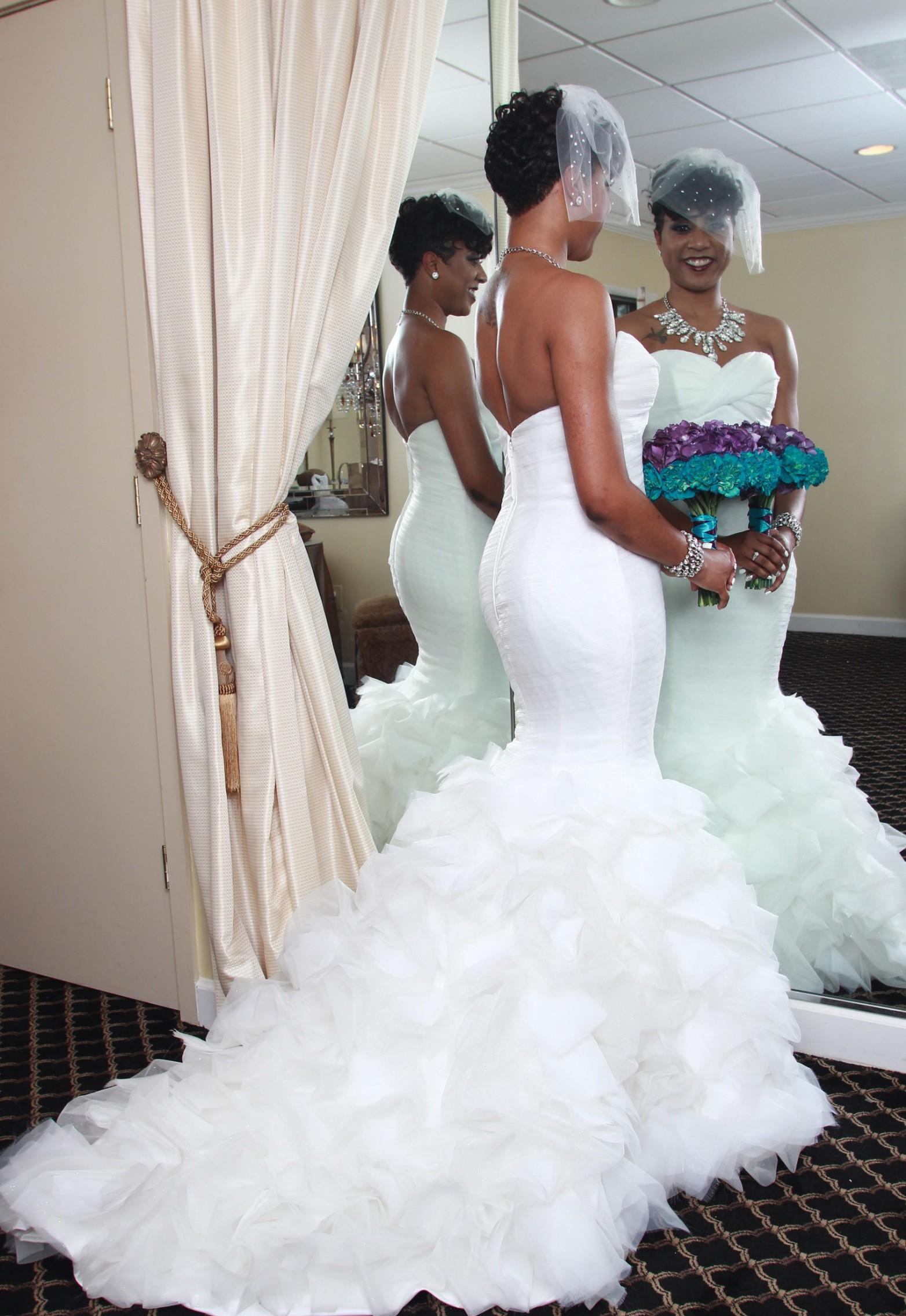 Used wedding dresses atlanta ga : Winnie couture esme wedding dress on sale
