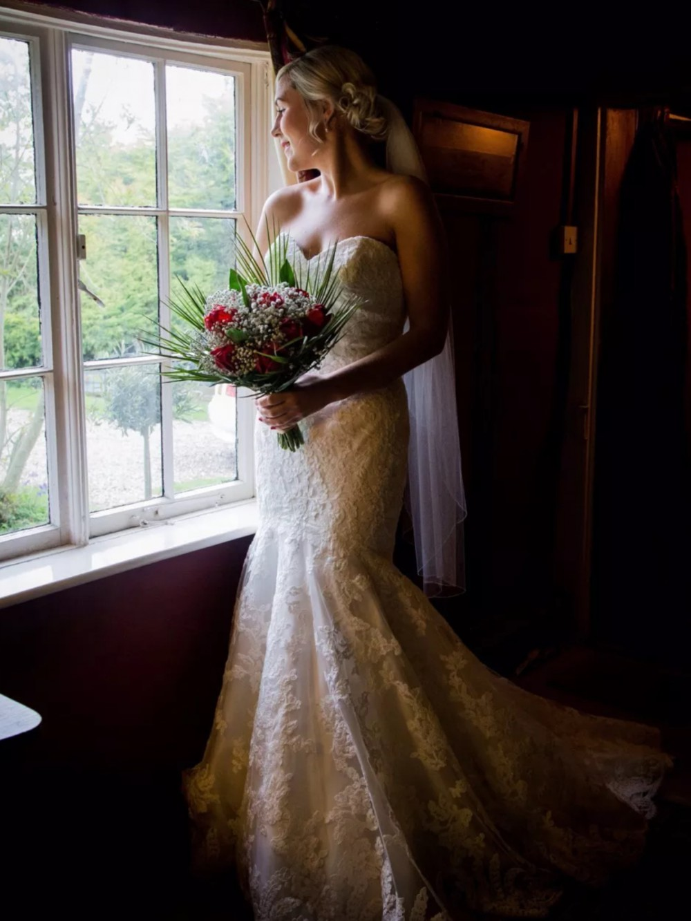 Morilee 1862 second hand wedding dress on sale 58 off for Second hand mori lee wedding dresses