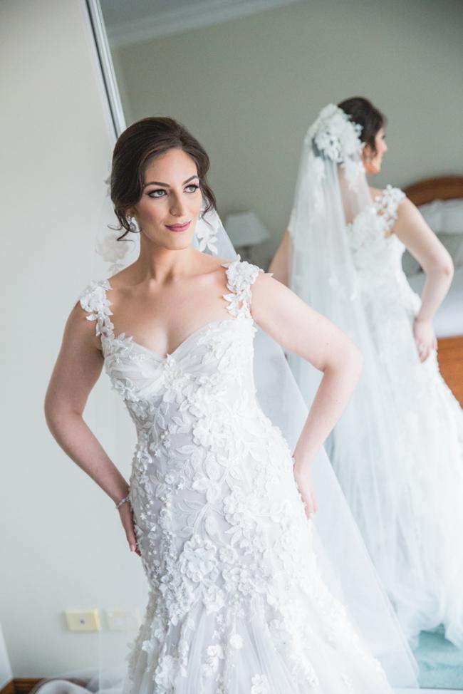 Steven khalil custom made second hand wedding dress on for Steven khalil wedding dresses cost