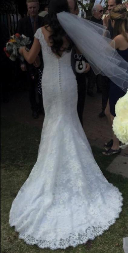 Allure Bridals 9000 Second Hand Wedding Dress on Sale 54% Off