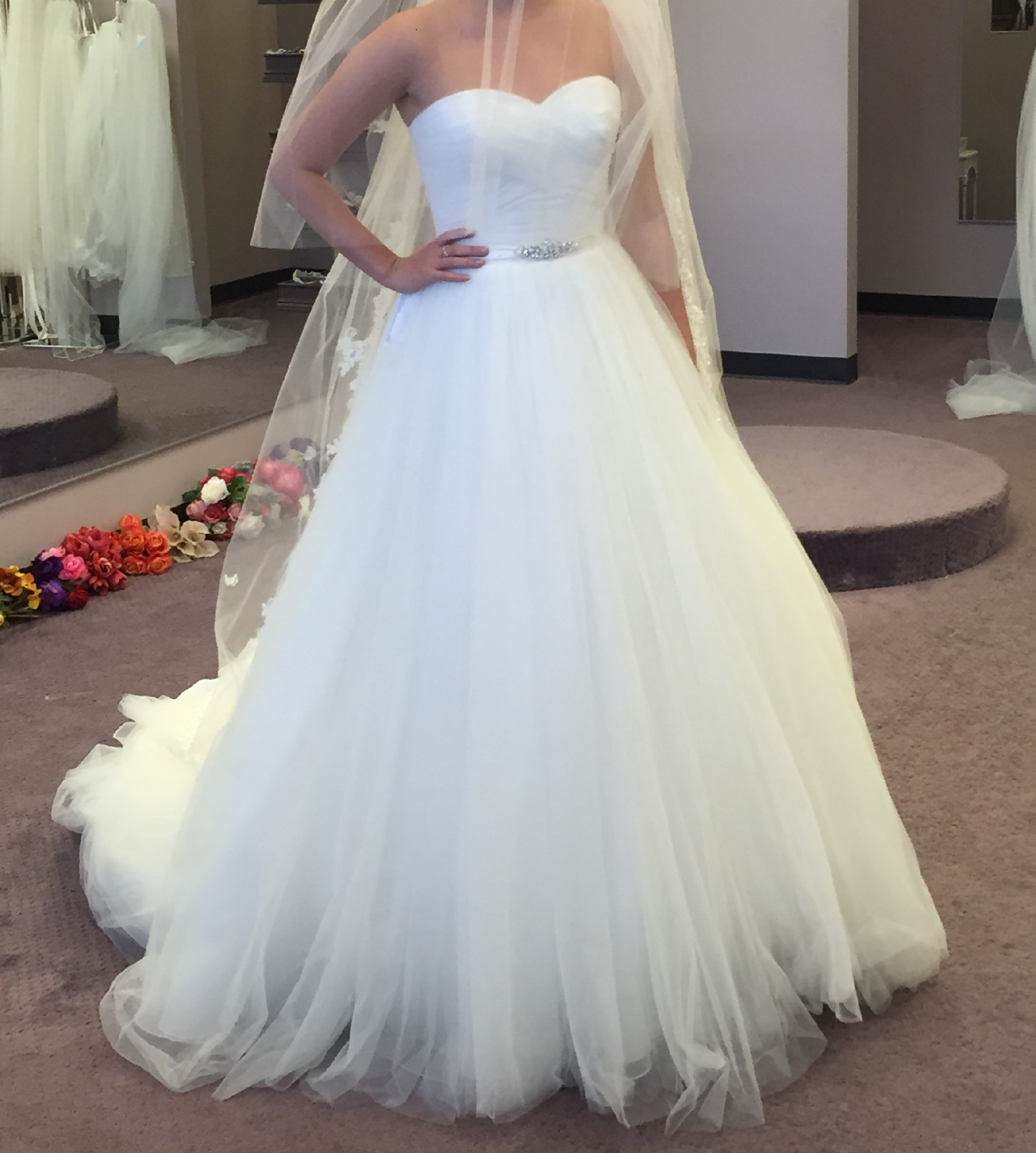 Mori lee 6775 wedding dress on sale 39 off for Wedding dress alterations columbus ohio