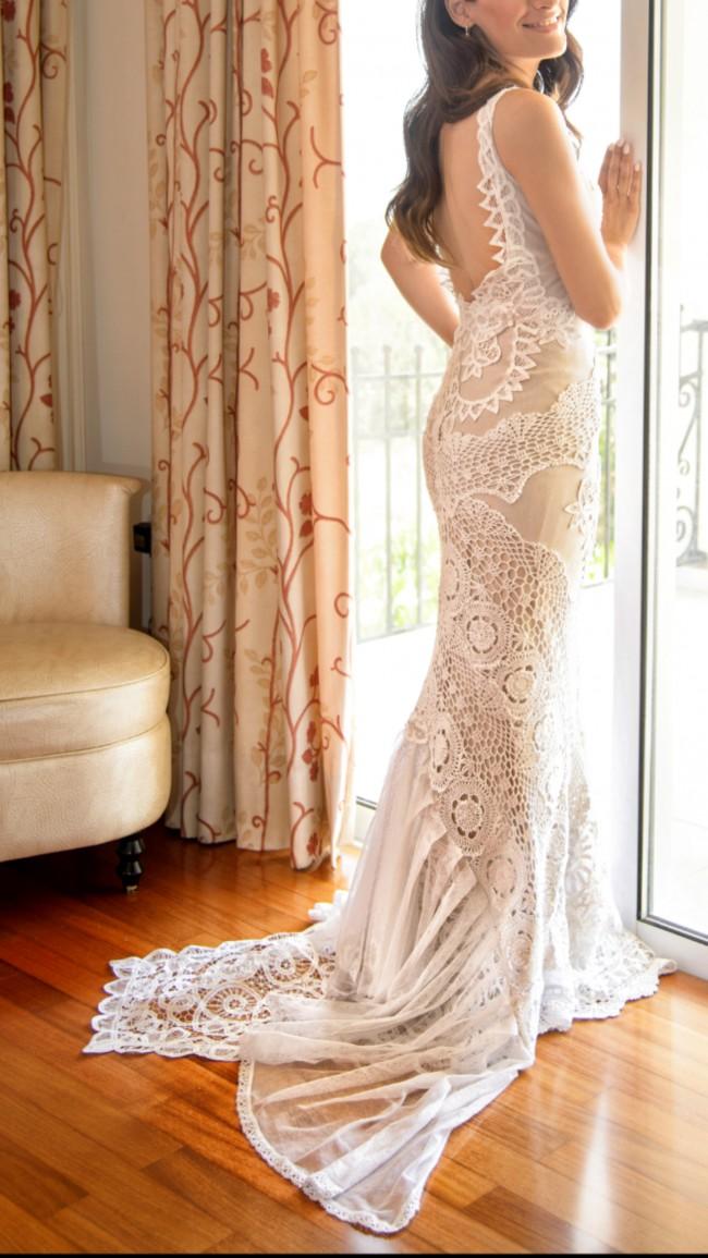 Jane Hill Lottie Second Hand Wedding Dress On Sale 25 Off