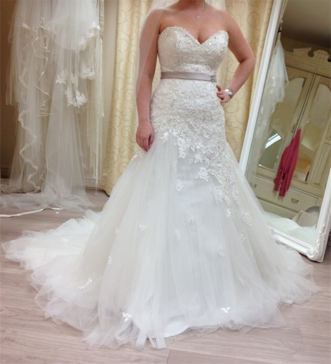 Cost Of Sophia Tolli Wedding Gowns: Second Hand Wedding