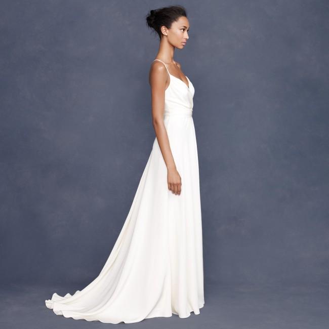 J crew goddess wedding dress on sale 65 off j crew new goddess size 8 wedding dress junglespirit Images