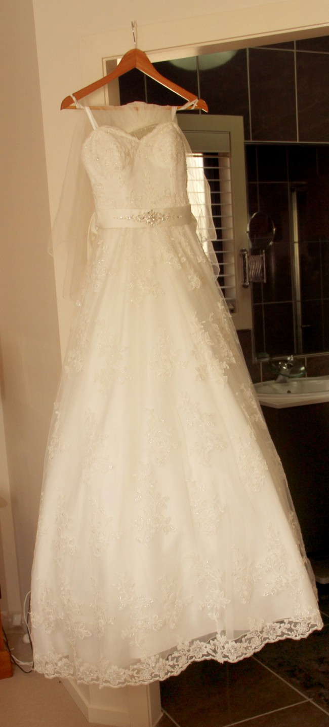 Morilee second hand wedding dress on sale 61 off for Second hand mori lee wedding dresses