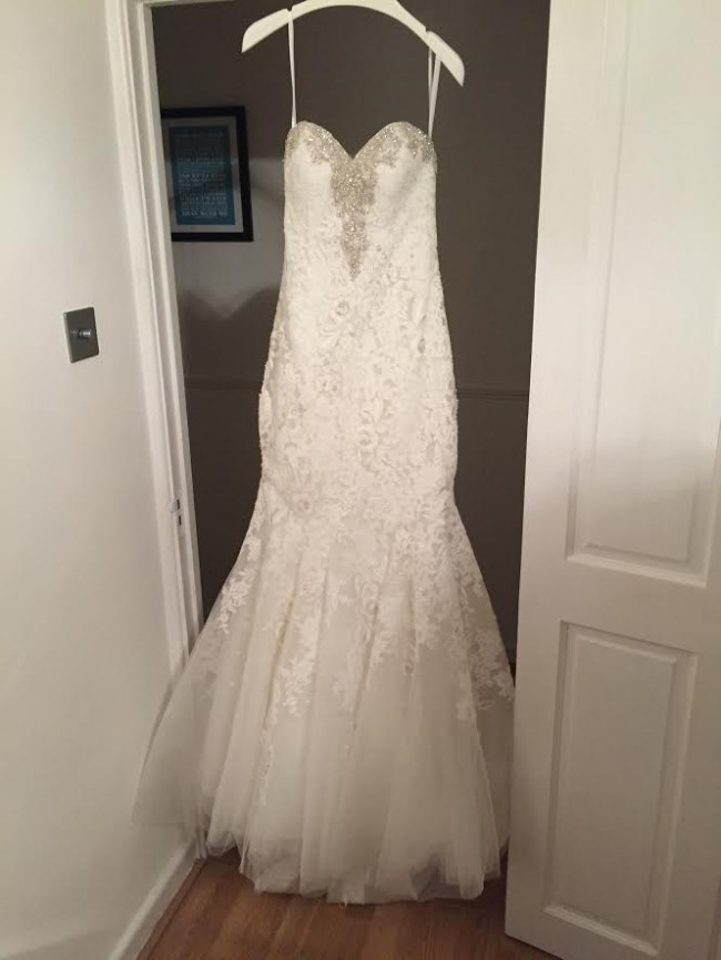 Allure Bridals, 9266
