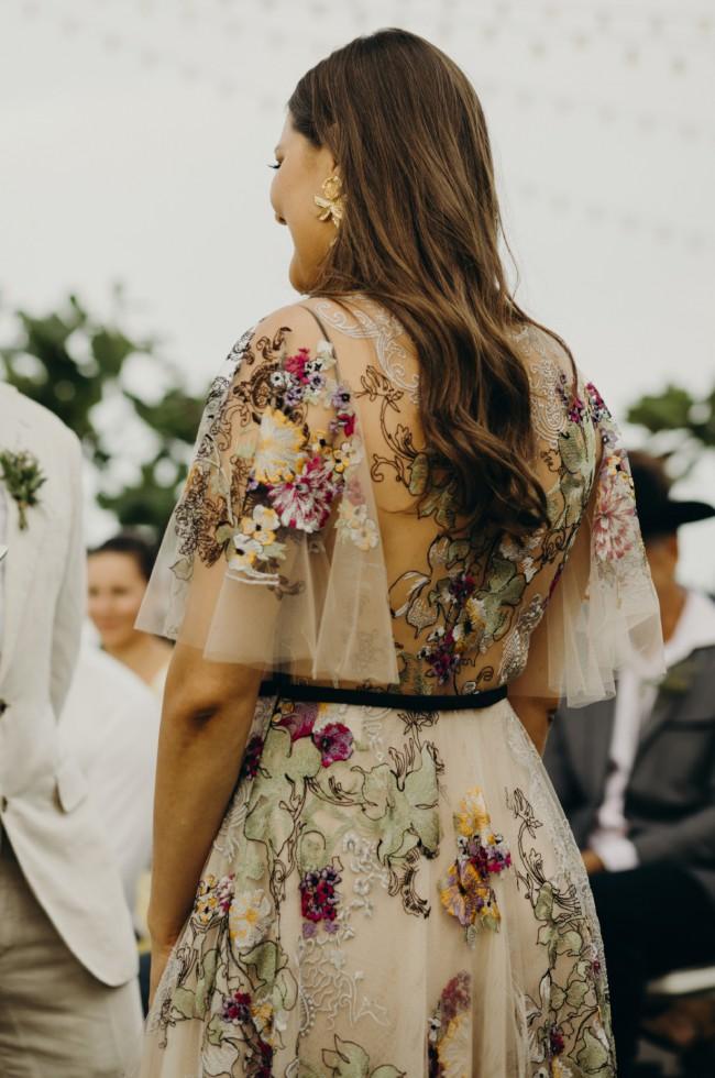 Suzanne Harward, Havana Gown