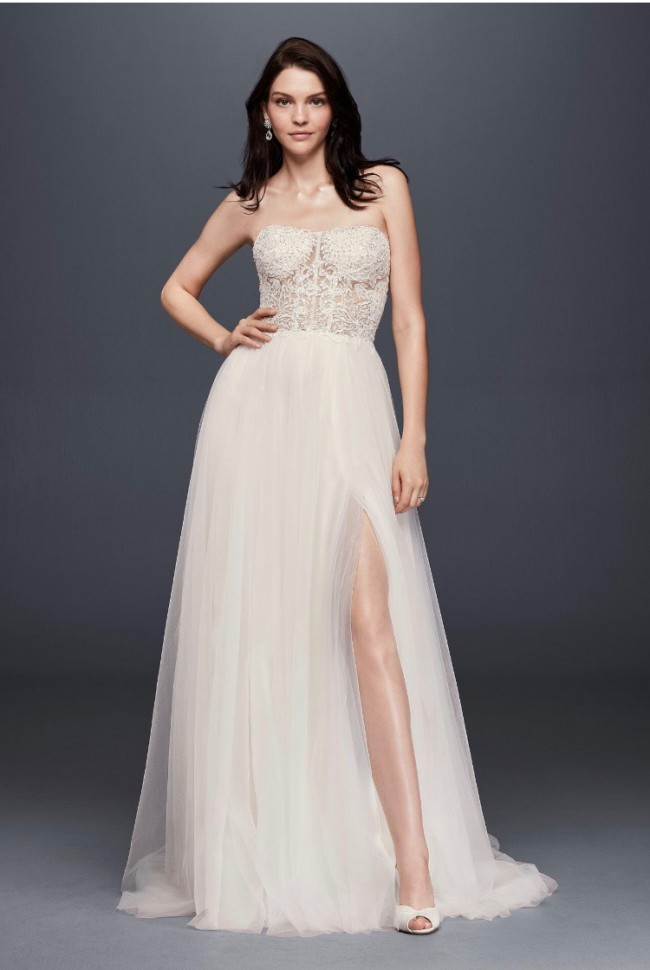Galina signature swg764 wedding dress on sale 38 off galina signature swg764 junglespirit