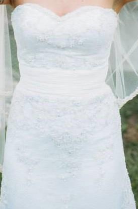 Rina Di Montella Wedding Dress