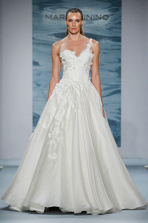 Beautiful Mark Zunino Wedding Dresses Photos - Styles & Ideas 2018 ...