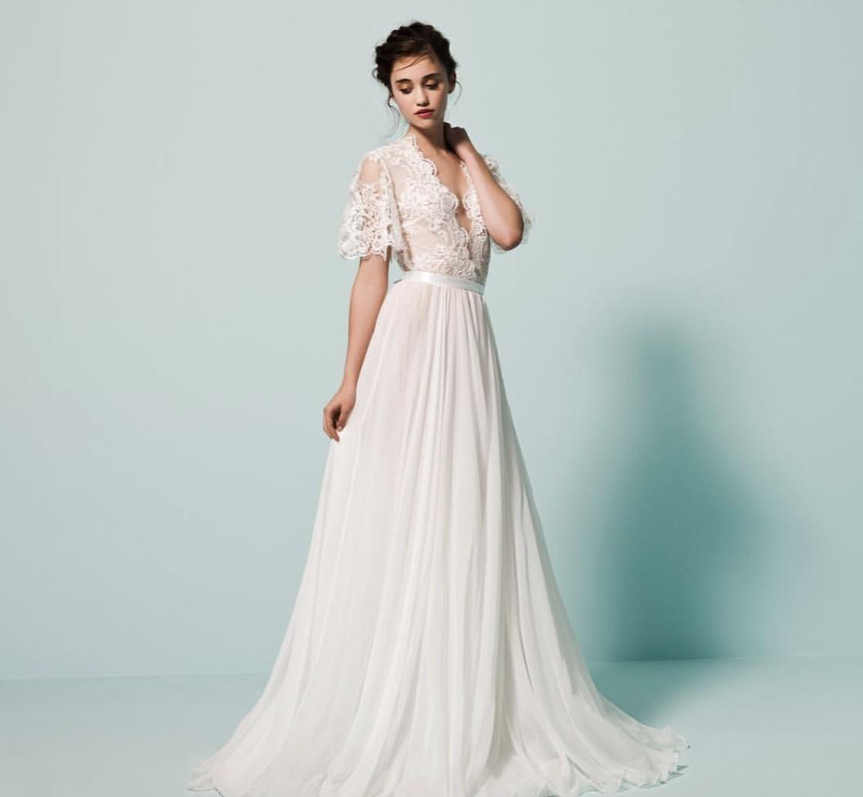 Daalarna Second-Hand Wedding Dress on Sale 47% Off