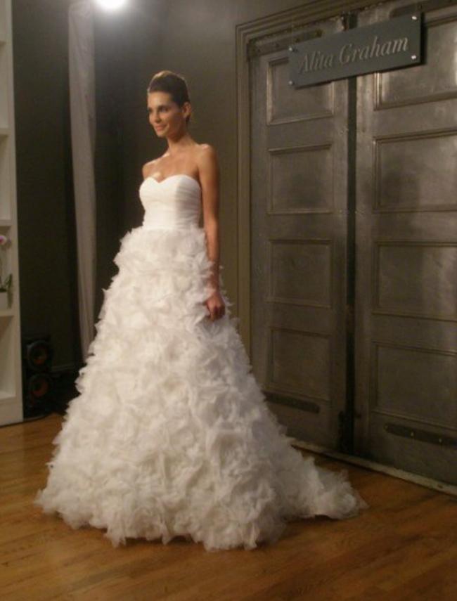 Alita Graham OAHN - Used Wedding Dresses - Stillwhite