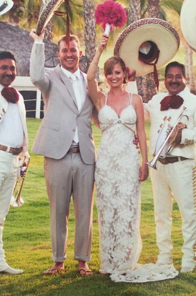 Amy michelson second hand wedding dresses stillwhite amy michelson sheath junglespirit Images