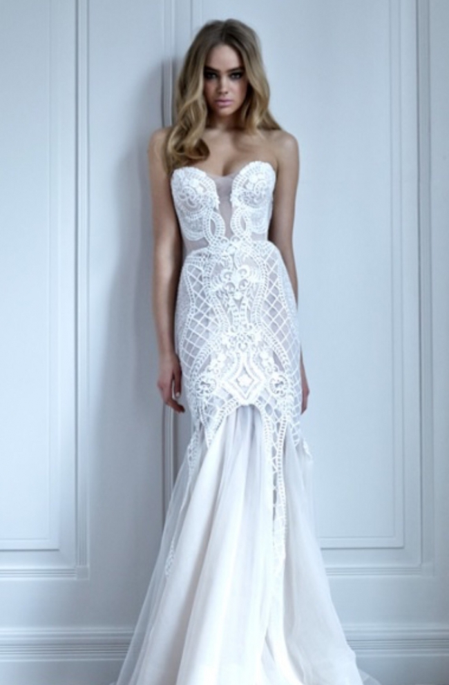 Pallas Couture Camille Dress Wedding Dress on Sale 48% Off