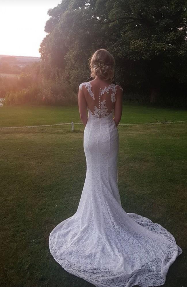 Wendy Makin Pippa - Second Hand Wedding Dresses - Stillwhite