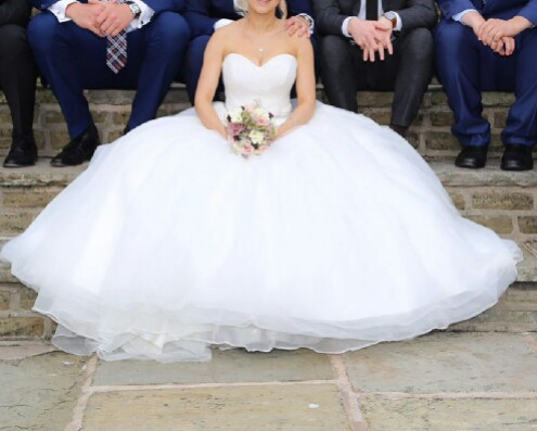 David Tutera Wedding Dress On Sale 90 Off
