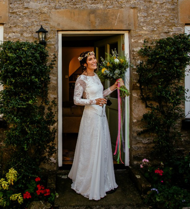 Grace Loves Lace Inca Used Wedding Dress On Sale 50% Off