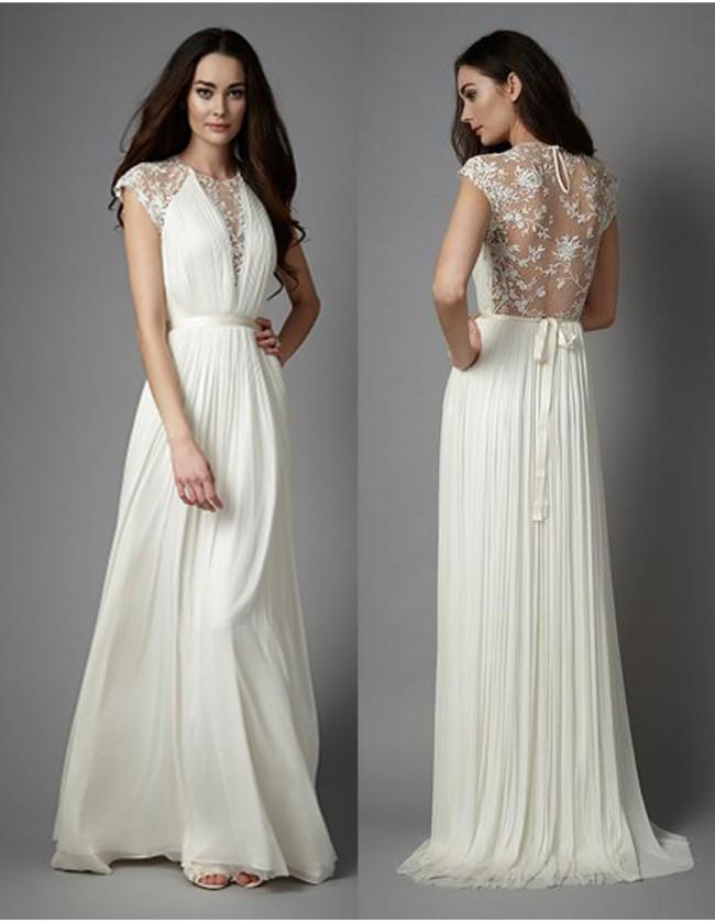 Catherine Deane Zoe Preowned Wedding Dress on Sale 73% Off - Stillwhite