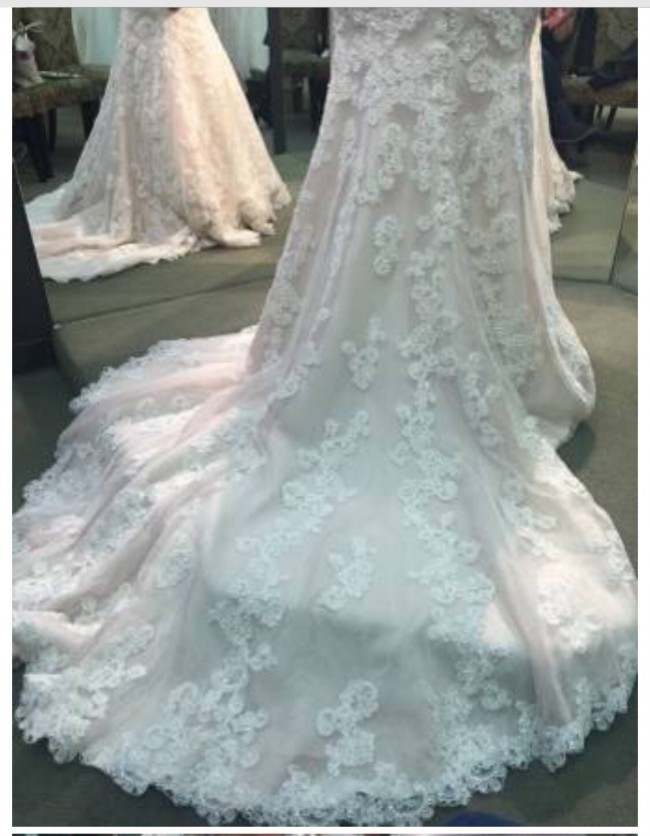 David Tutera 114271 Sybil Wedding Dress On Sale 69 Off