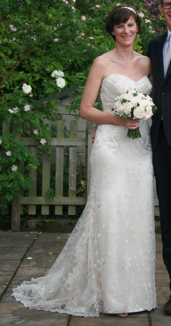 White Rose Bridal Custom Made - Second Hand Wedding Dresses - Stillwhite