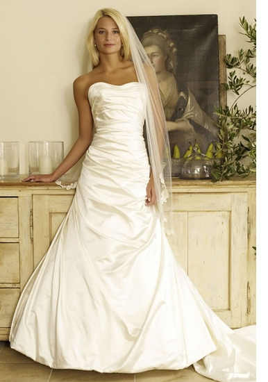 Phillipa lepley tamsin twist second hand wedding dress on for Second hand wedding dresses san diego