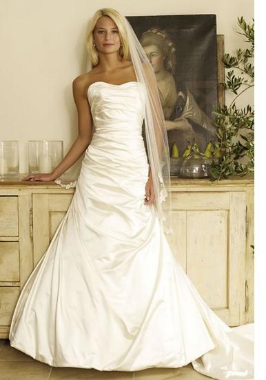 Phillipa lepley tamsin twist second hand wedding dress on for Second hand wedding dresses san diego