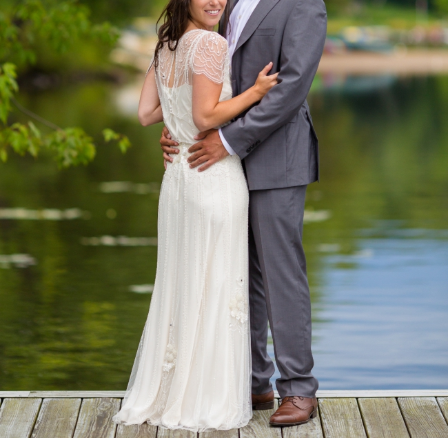 Jenny Packham Eden Ivory Second-Hand Wedding Dress on Sale 58% Off