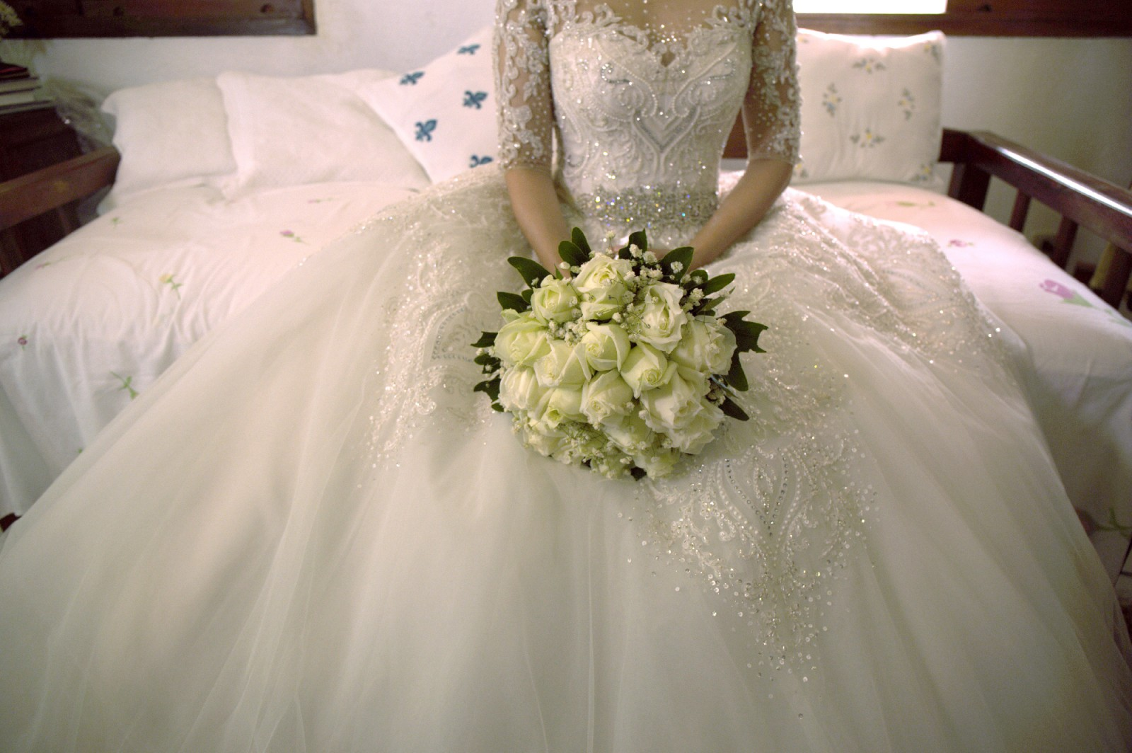 Jazel sy second hand wedding dress on sale for Second hand wedding dresses san diego