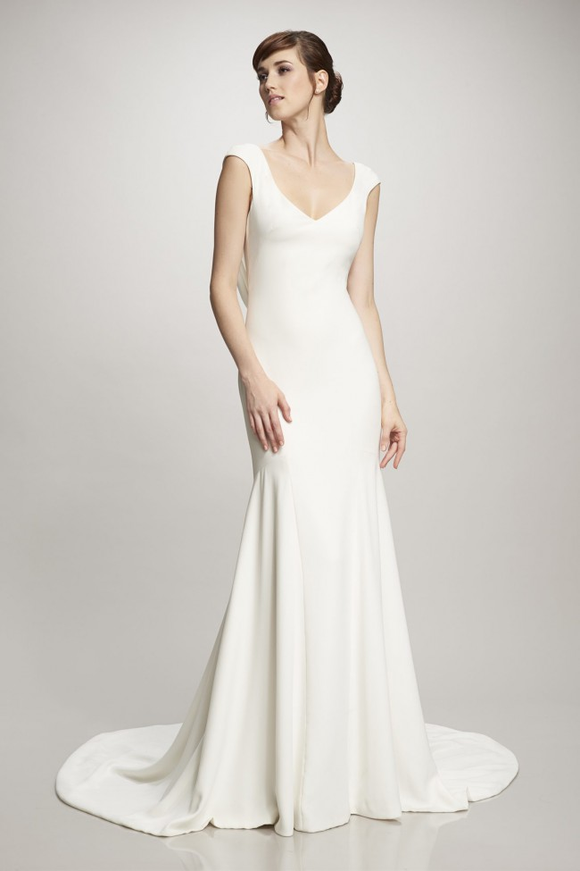 Theia Couture Daria New Wedding Dress on Sale 46% Off