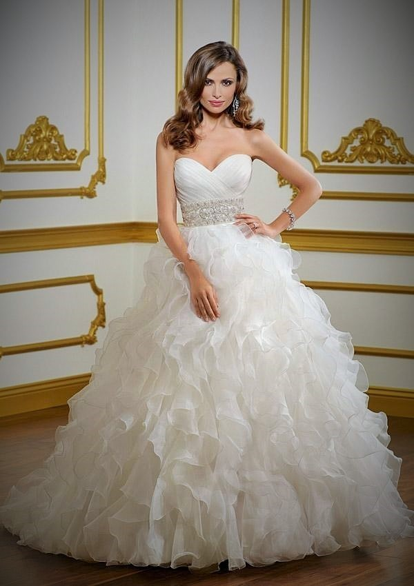 Morilee style 1803 second hand wedding dress on sale 71 off for Second hand mori lee wedding dresses