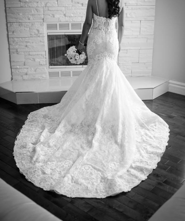 Cheap Wedding Gowns Toronto: Crystal Design Onuka Second Hand Wedding Dress On Sale 71