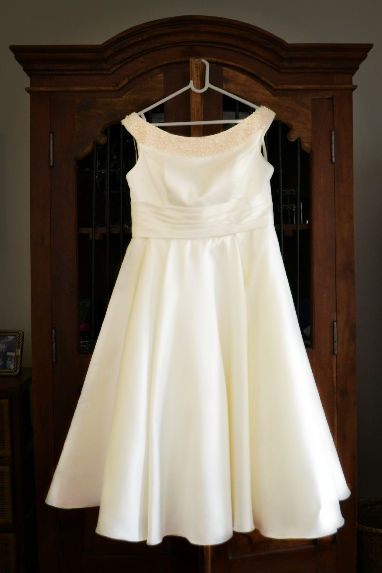 Brighton belle harriet second hand wedding dress on sale for Second hand wedding dresses london