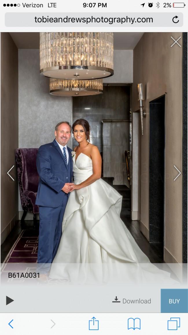 Monique Lhuillier Emerson - Second Hand Wedding Dresses - Stillwhite