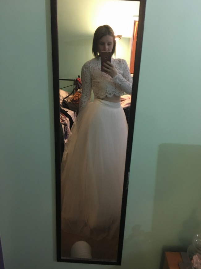 Made With Love, Tulle Skirt