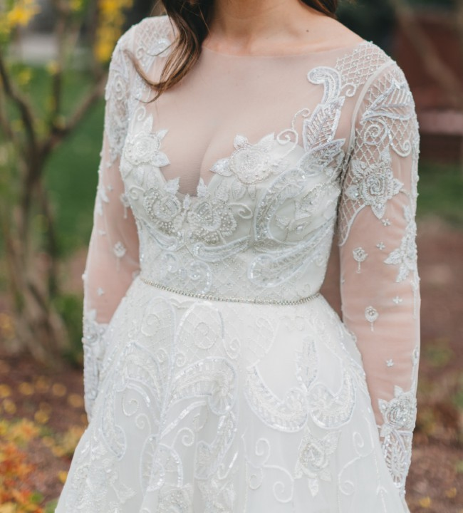 Hayley Paige Hayley Gown (6600)