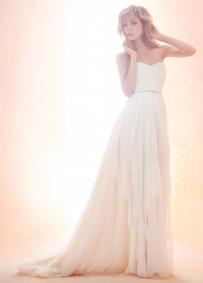 Blush By Jh Lotus Used Wedding Dress On Sale 58 Off