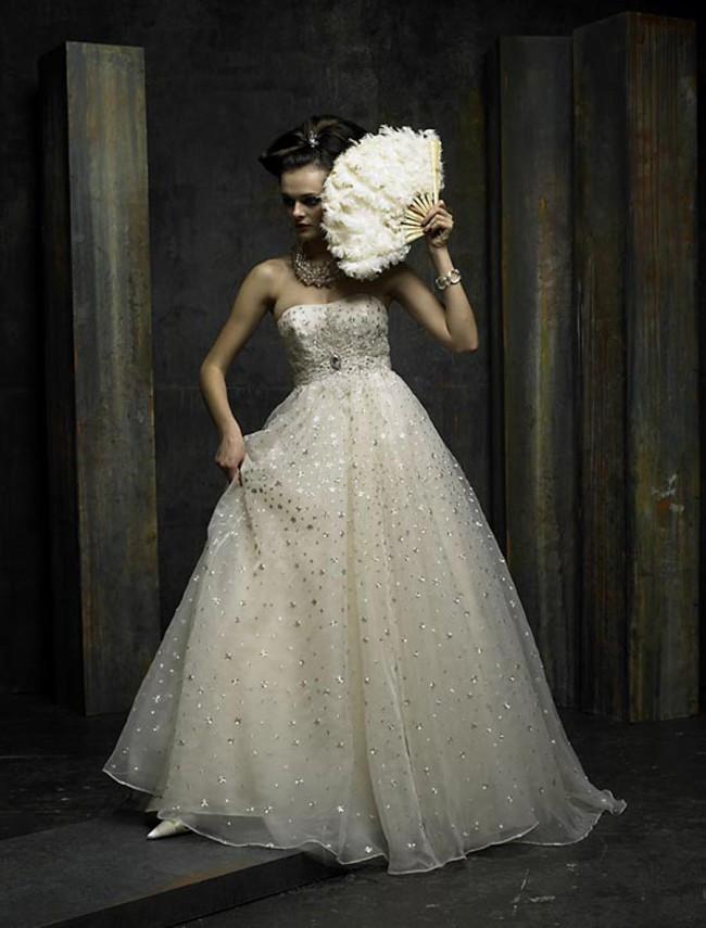 St. Pucchi Cassandra Z234 - Sample Wedding Dresses - Stillwhite