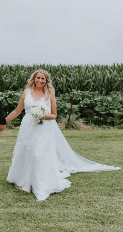 Fancy 2nd Hand Wedding Dresses For Sale Festooning - Wedding Dresses ...