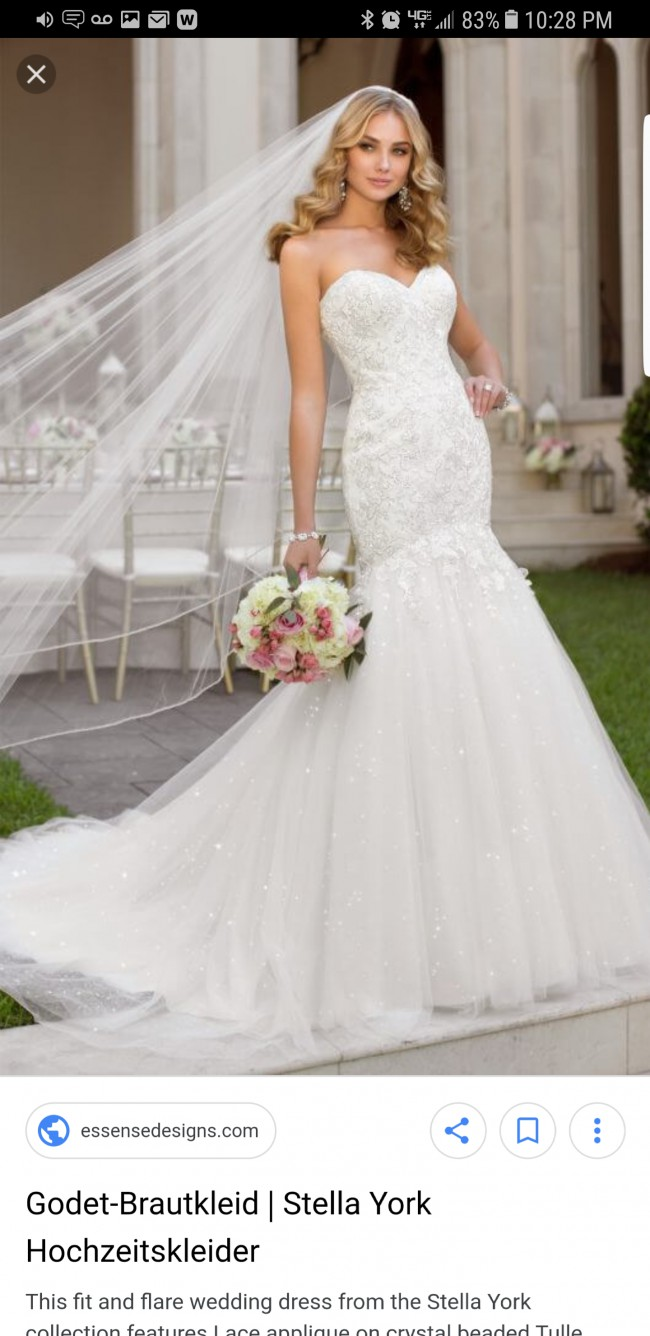 Stella York - New Wedding Dresses - Stillwhite