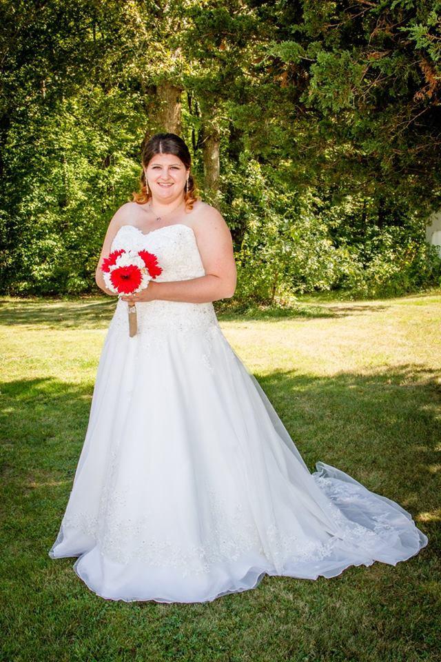 Stella York Used Wedding Dress on Sale 63% Off