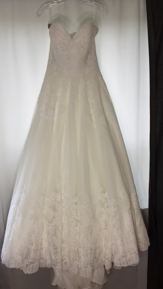 Morilee 2674 second hand wedding dress on sale 59 off for Second hand mori lee wedding dresses